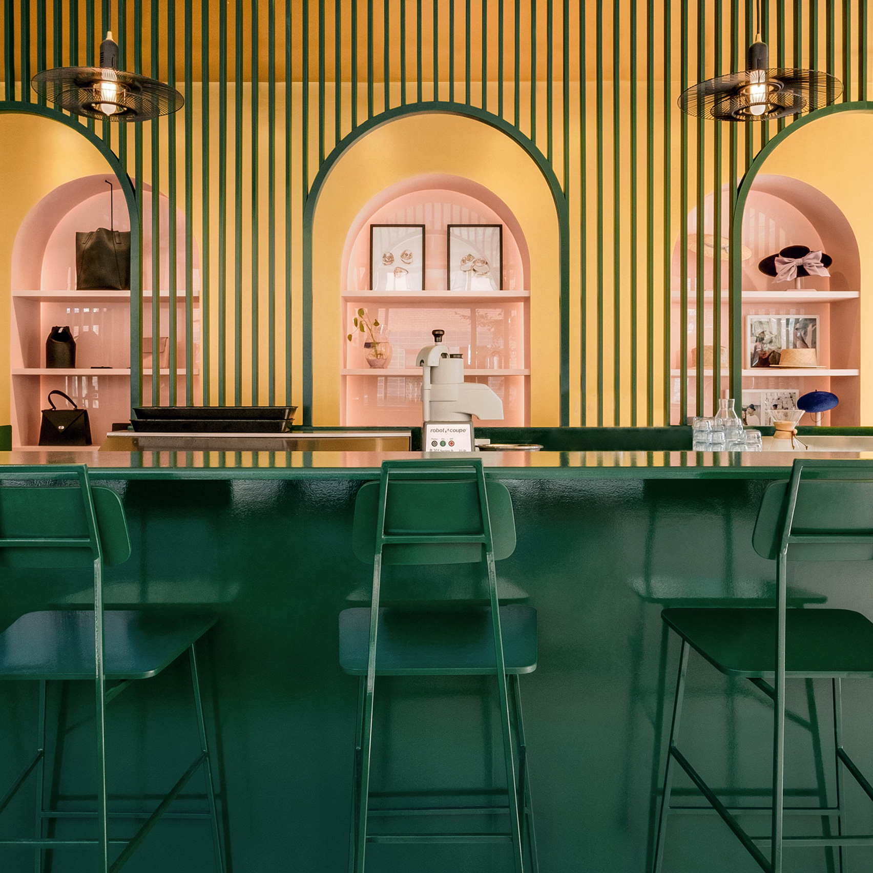 Pastel Rita by Appareil Architecture