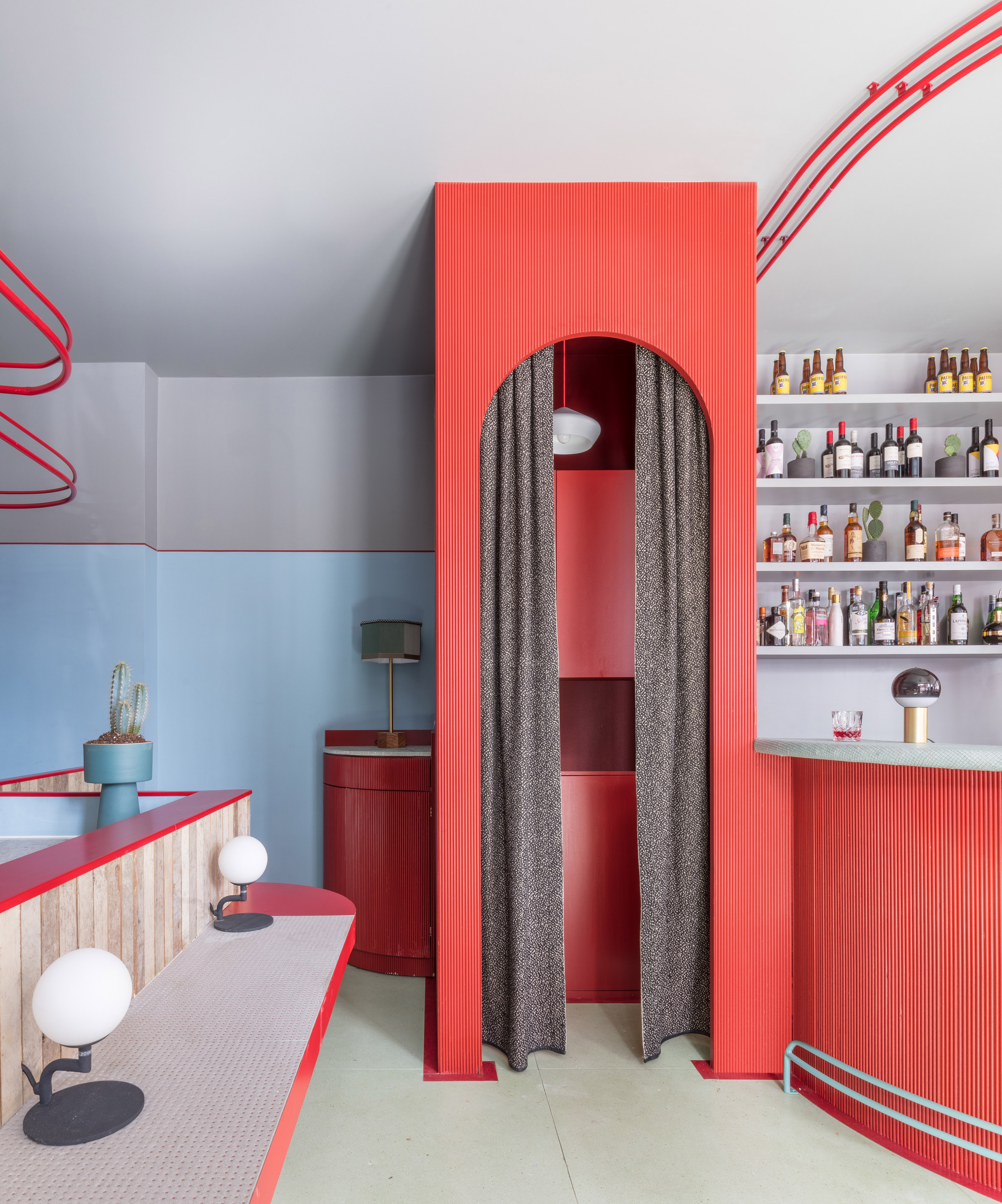 Sella Concept avoids South American cliches in retro-themed London restaurant Piraña