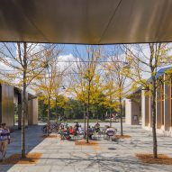 Princeton Transit Hall by Rick Joy