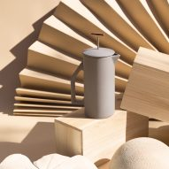 Yield balances minimal and earthen materials in homeware collection