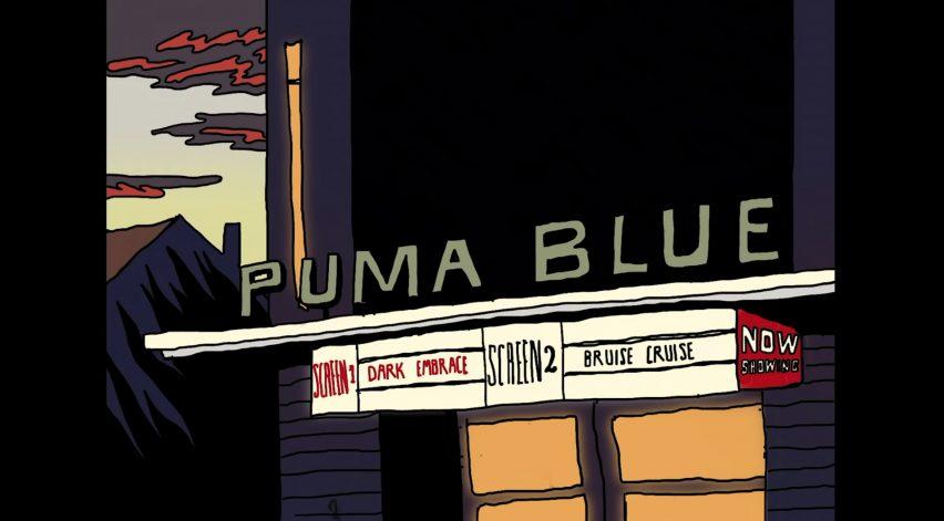 Puma Blue's Simpsons-esque music video explores feelings of depression