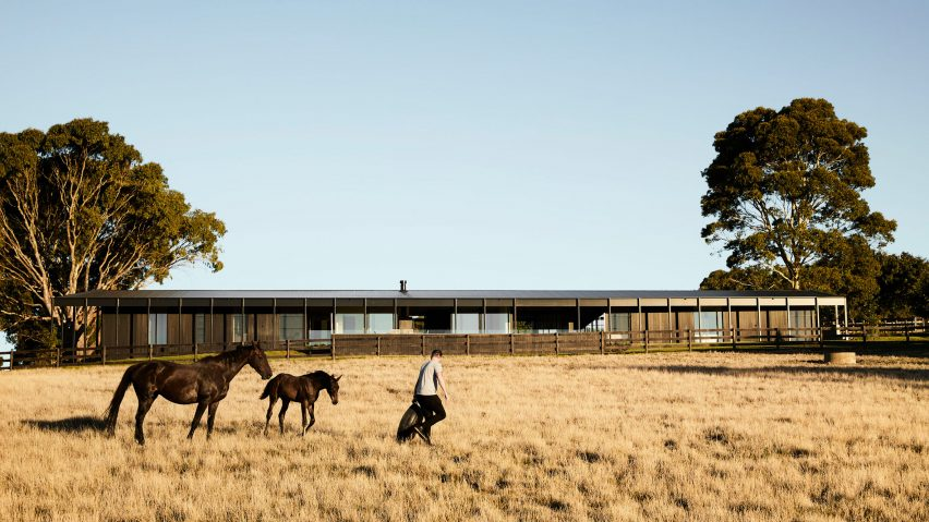 Red Hill Farm House Is A Modern Twist On Vernacular Agricultural