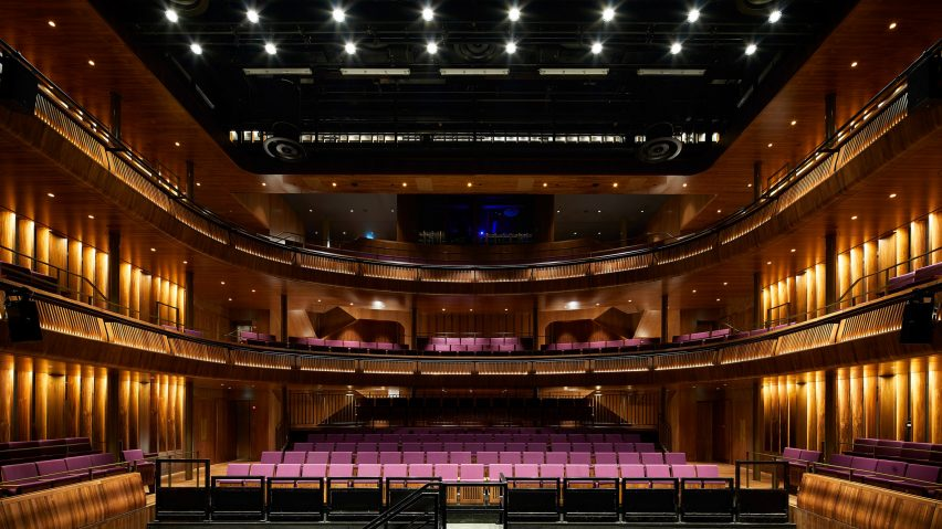 Royal Opera House London by Stanton Williams