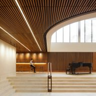 Stanton Williams completes major renovation to open up London's Royal Opera House