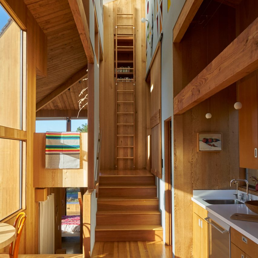 Rush House by MLTW at The Sea Ranch