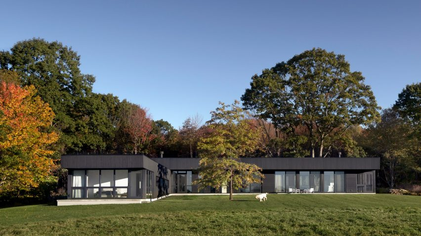 Sackett Hill House by Deborah Berke and Partners