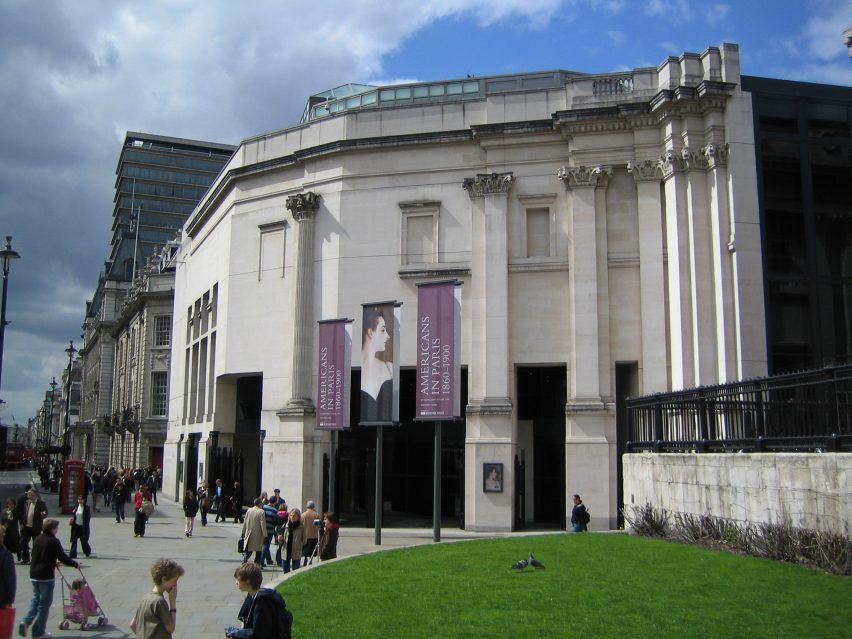 Sainsbury Wing, National Gallery, London, UK, 1991