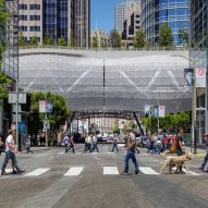Cracked beam forces closure of Salesforce Transit Center in San Francisco