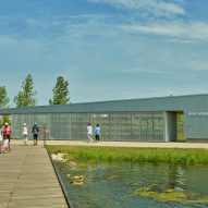 Shelby Farms Park by Marlon Blackwell and James Corner Field Operations