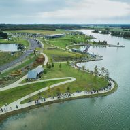 Marlon Blackwell and Field Operations revitalise massive Shelby Farms Park in Memphis