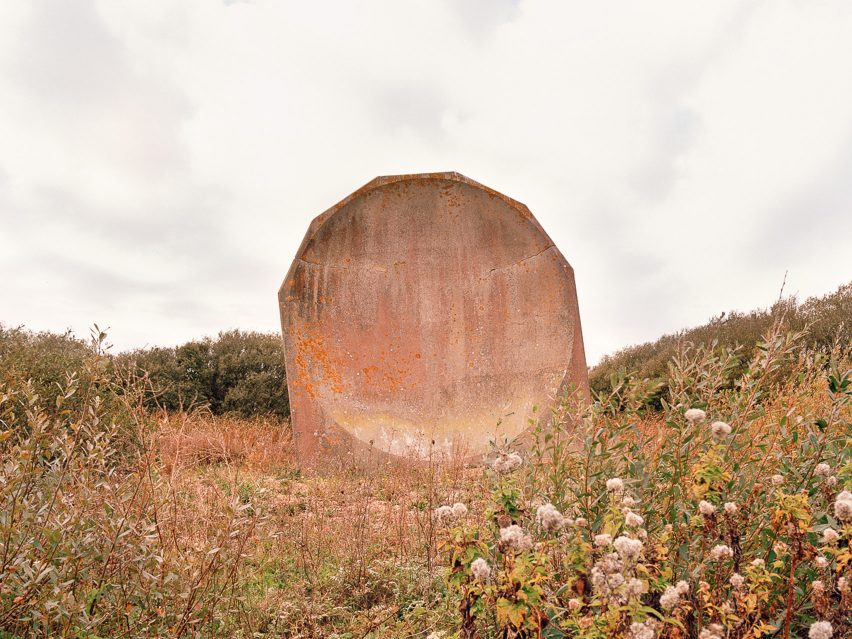 Sound Mirror by Piercarlo Quecchia