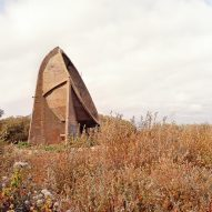 Piercarlo Quecchia reveals England's acoustic defences of the 1920s in Sound Mirrors photos