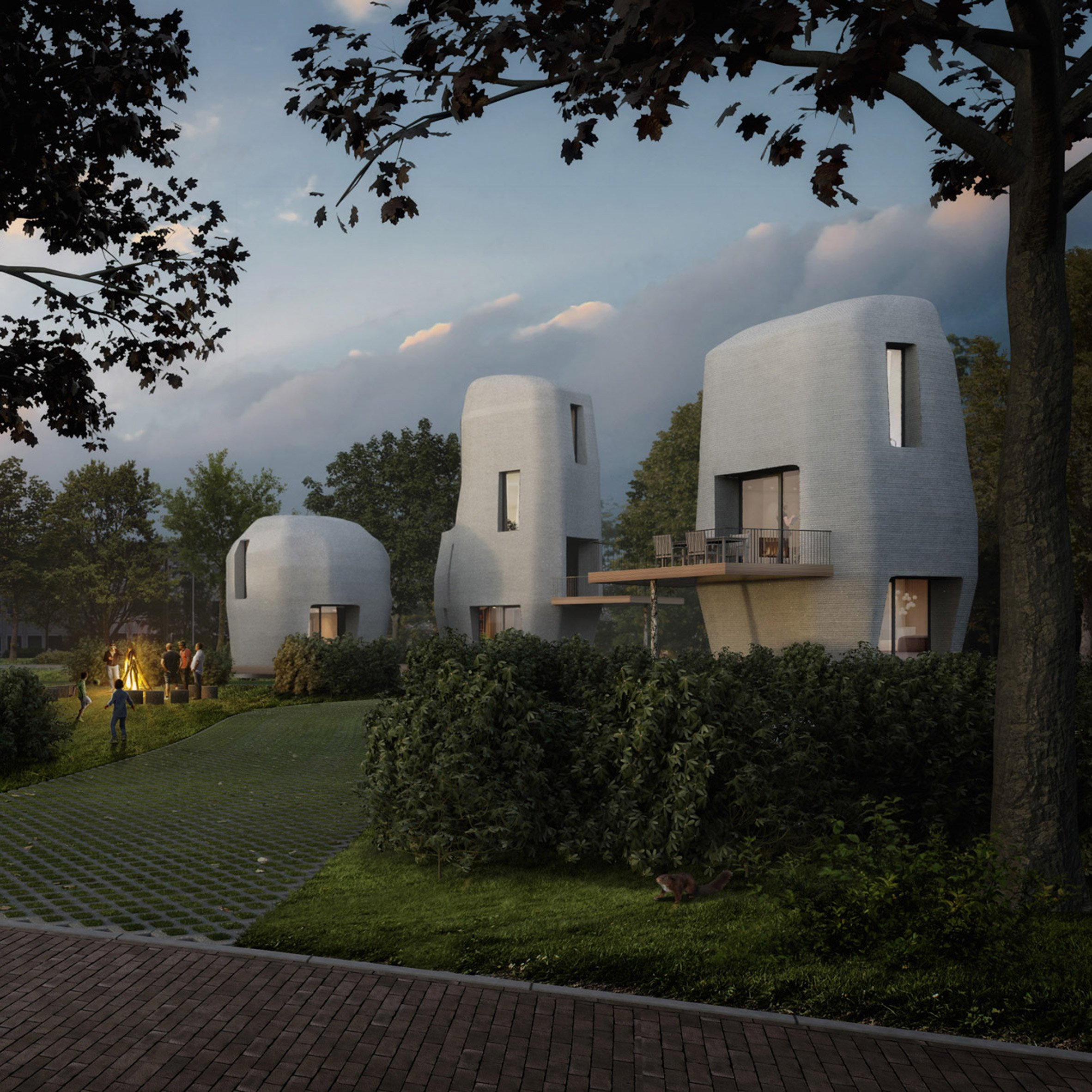 3d Printing Could Enable People To Build Their Own House At The