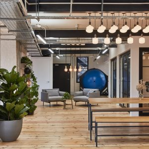 Tala Designs Own Office In Former East London Textile Warehouse