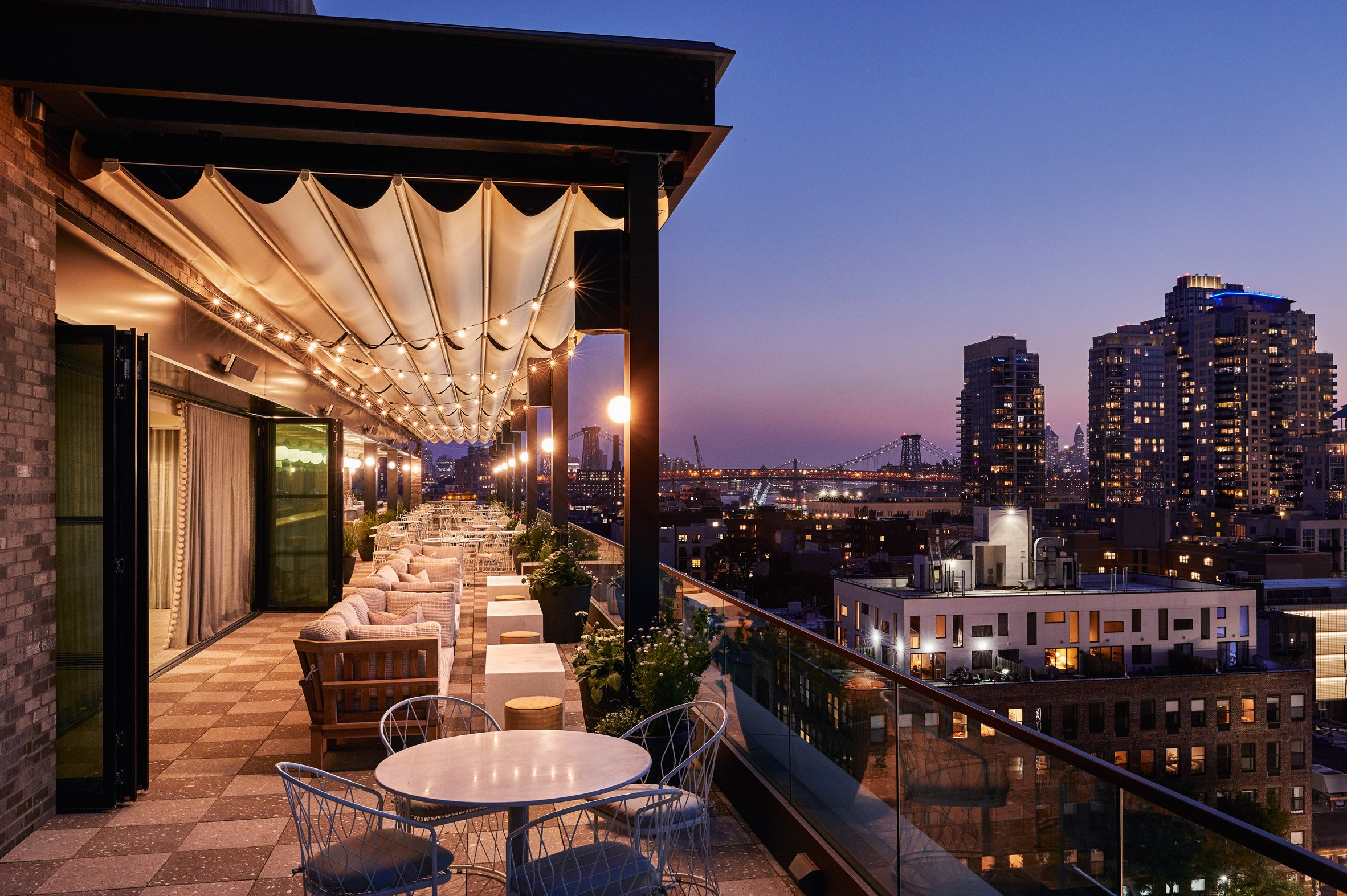 The Hoxton Hotel in Williamsburg