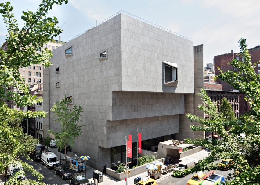 The Met leaves Marcel Breuer building