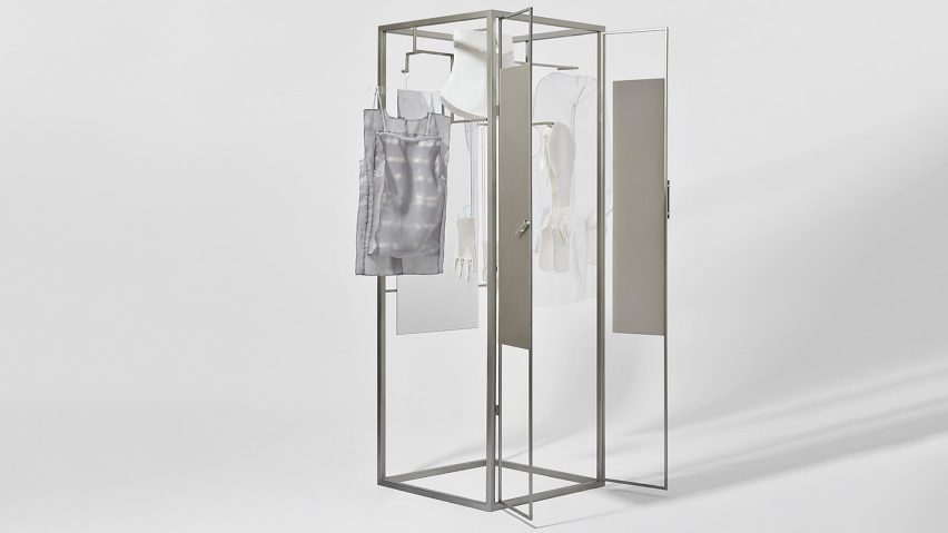 Baohan Jiang's deconstructed wardrobe aims to change our perception of time