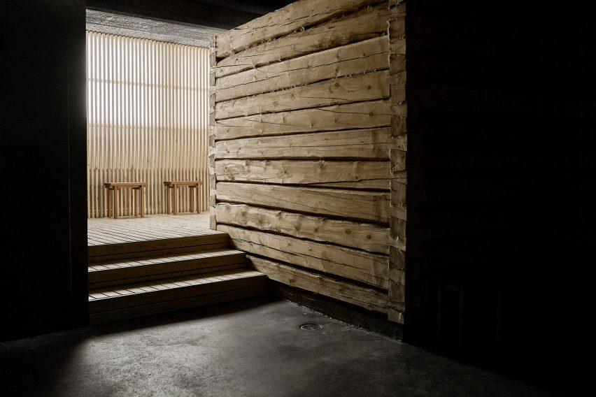 Tullin Sauna by Studio Puisto