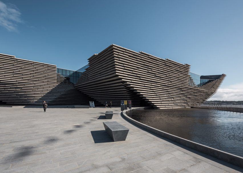 RIBA National Awards 2019: V&A Dundee by Kengo Kuma