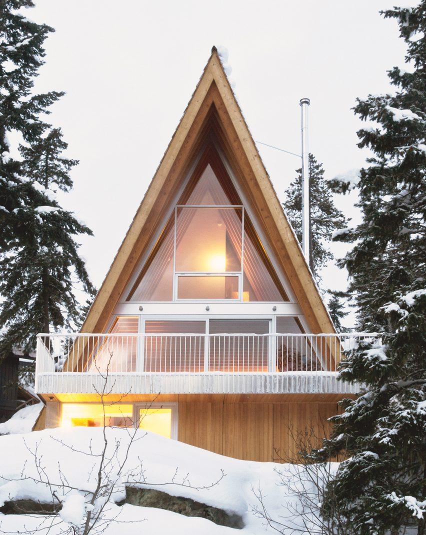 Whistler Cabin by Scott & Scott