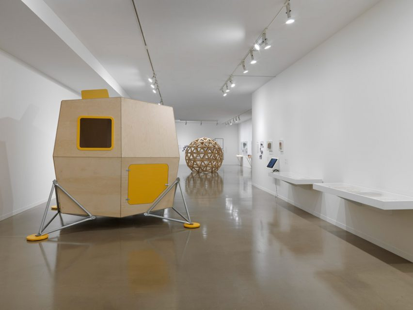 Cabin fever exhibition at Vancouver Art Gallery