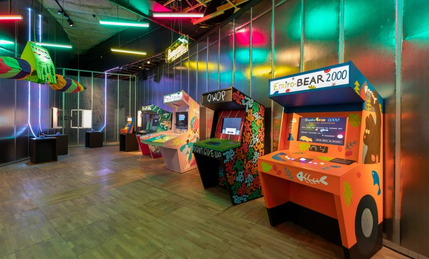 Vu0026A Curator Marie Foulston Describes Five Pioneering Designs In Videogames  Exhibition