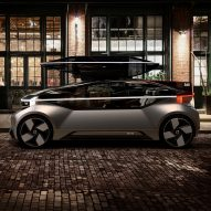 Volvo condenses the home into autonomous concept car