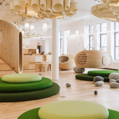 Kindergarten Architecture And Interior Design Dezeen Inspiration Interior Design School