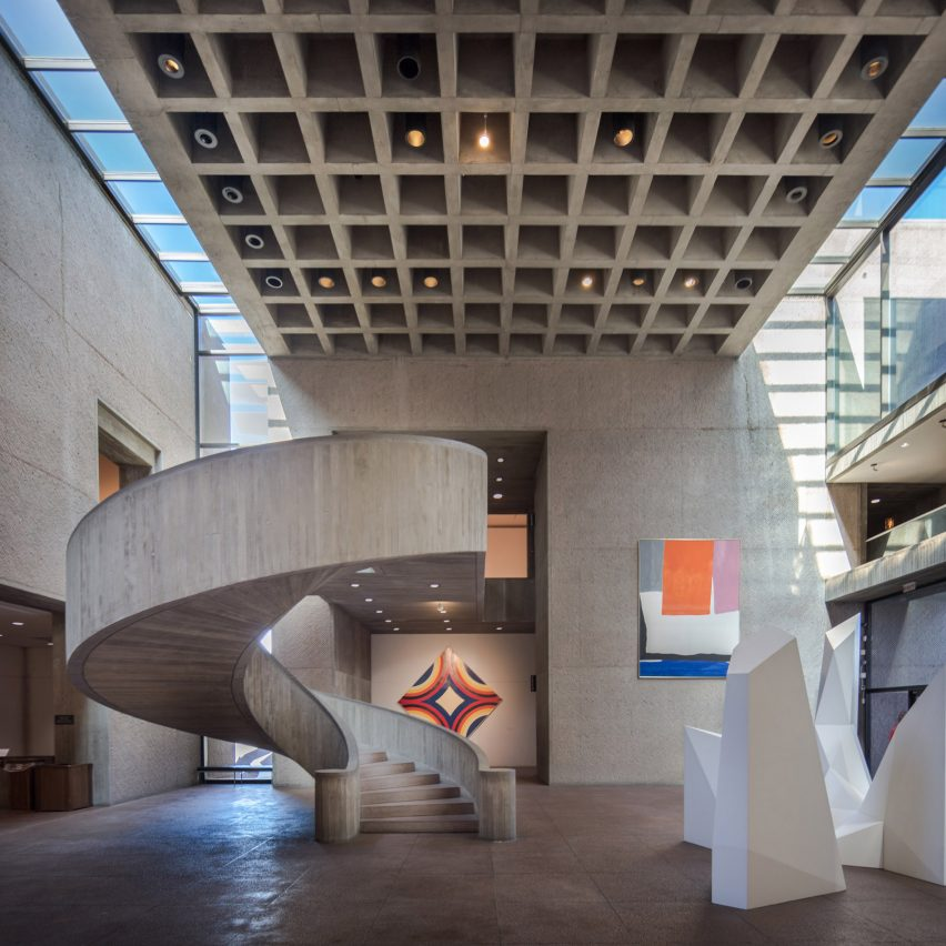Everson Museum of Art by IM Pei, Syracuse, New York