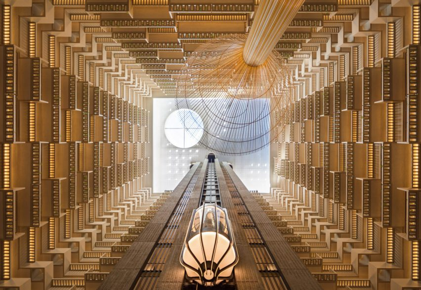 Hyatt Regency by John Portman, Atlanta, Georgia