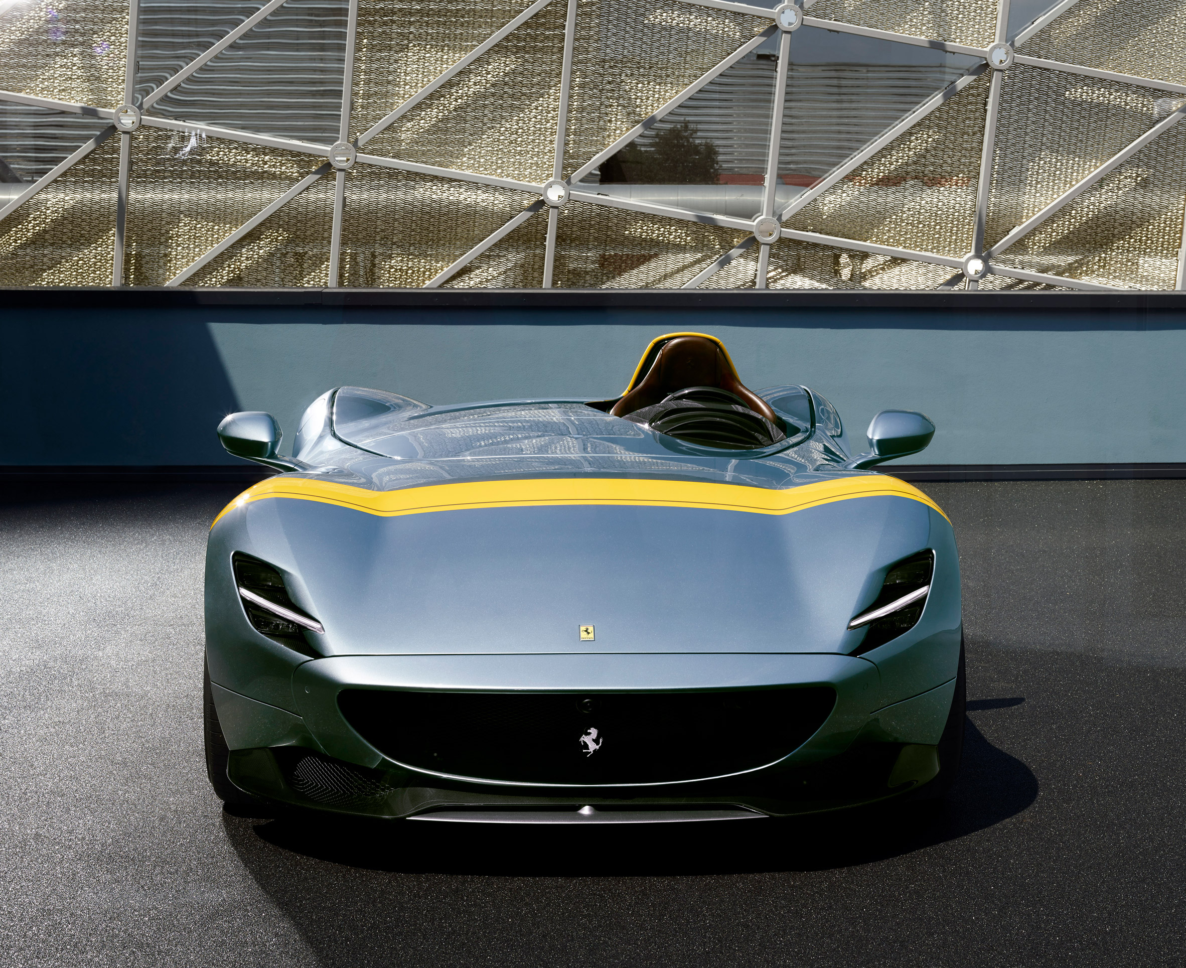 Ferrari Range All The Models On Sale Ferrari Com >> Ferrari S Monza Sp1 And Sp2 Sports Cars Have No Windshield Or Roof