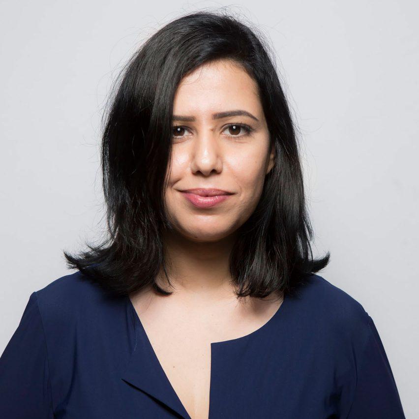 Jalila Essaidi portrait