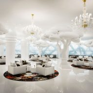 "Mondrian Doha hotel is ""a place of fantasy"" says Marcel Wanders"