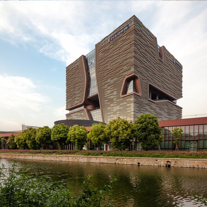 Project architect at Aedas in China