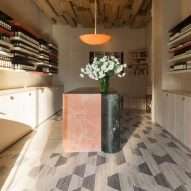 Aesop teams up with film director Luca Guadagnino for interior of Rome store