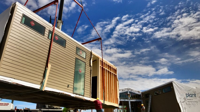 Amazon invests in Plant Prefab