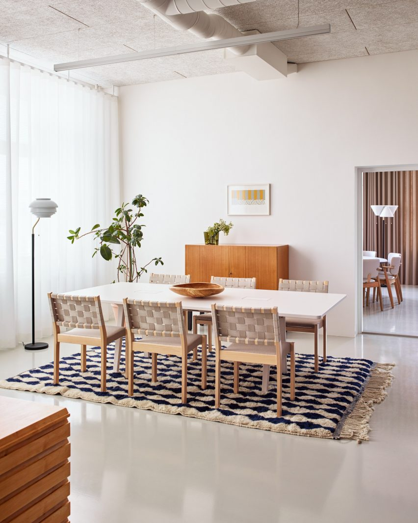 Artek HQ by Sevil Peach