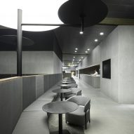 Avianca Lounges by Francesc Rife Studio