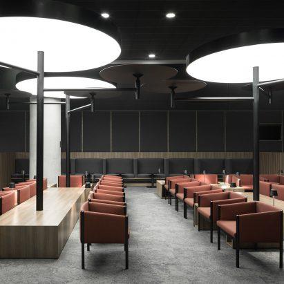 Avianca Lounges by Francesc Rife Studio