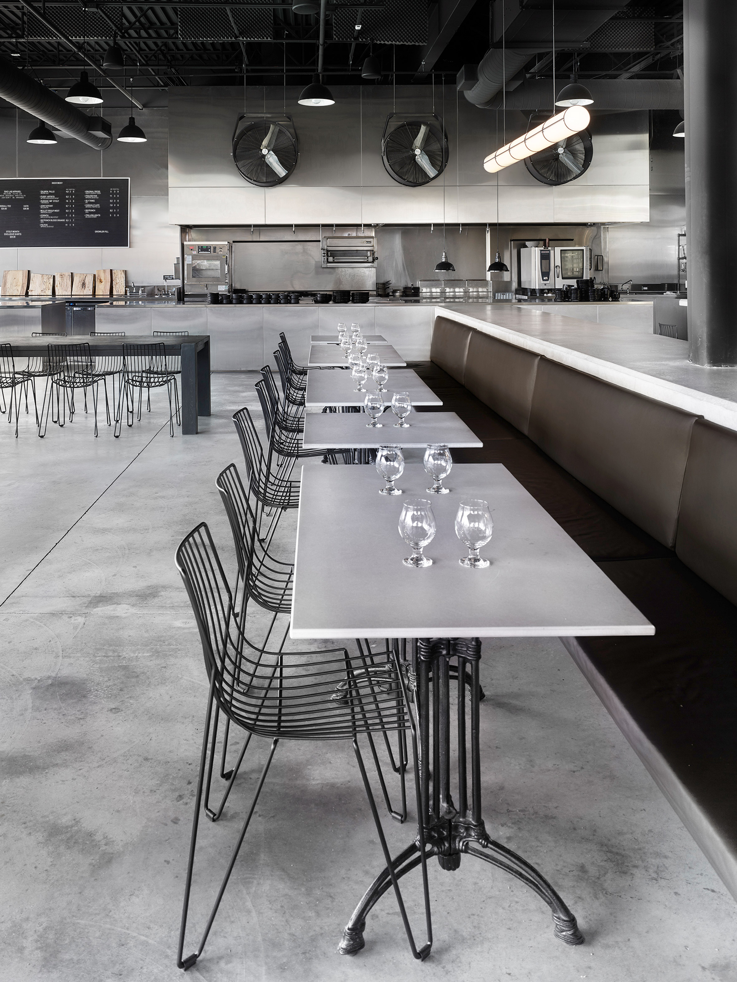 Bad Lab Beer Co by Studio Richard Lindvall