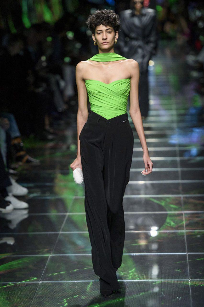 Balenciaga's Spring Summer 2019 collection questions the digital era
