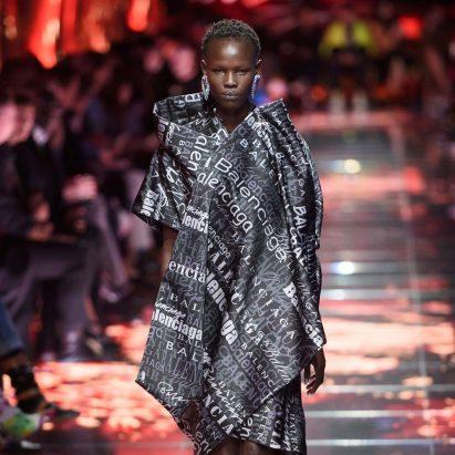268cc1e974d97 Balenciaga s Spring Summer 2019 collection aims to question the digital era