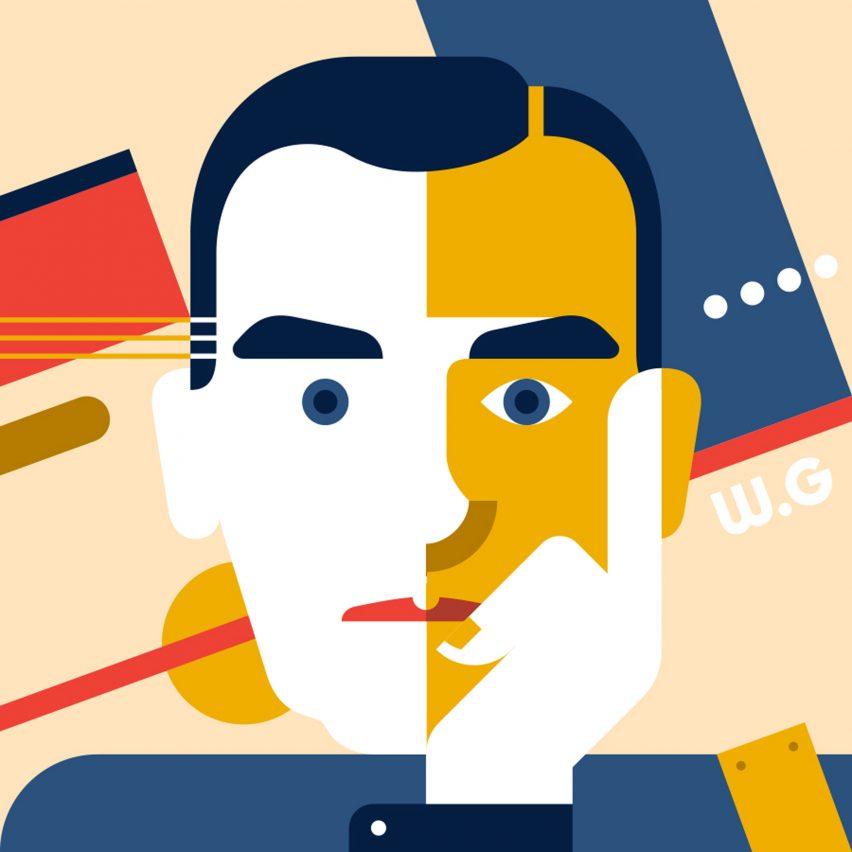 Bauhaus from A – Z: Walter GropiusBauhaus director