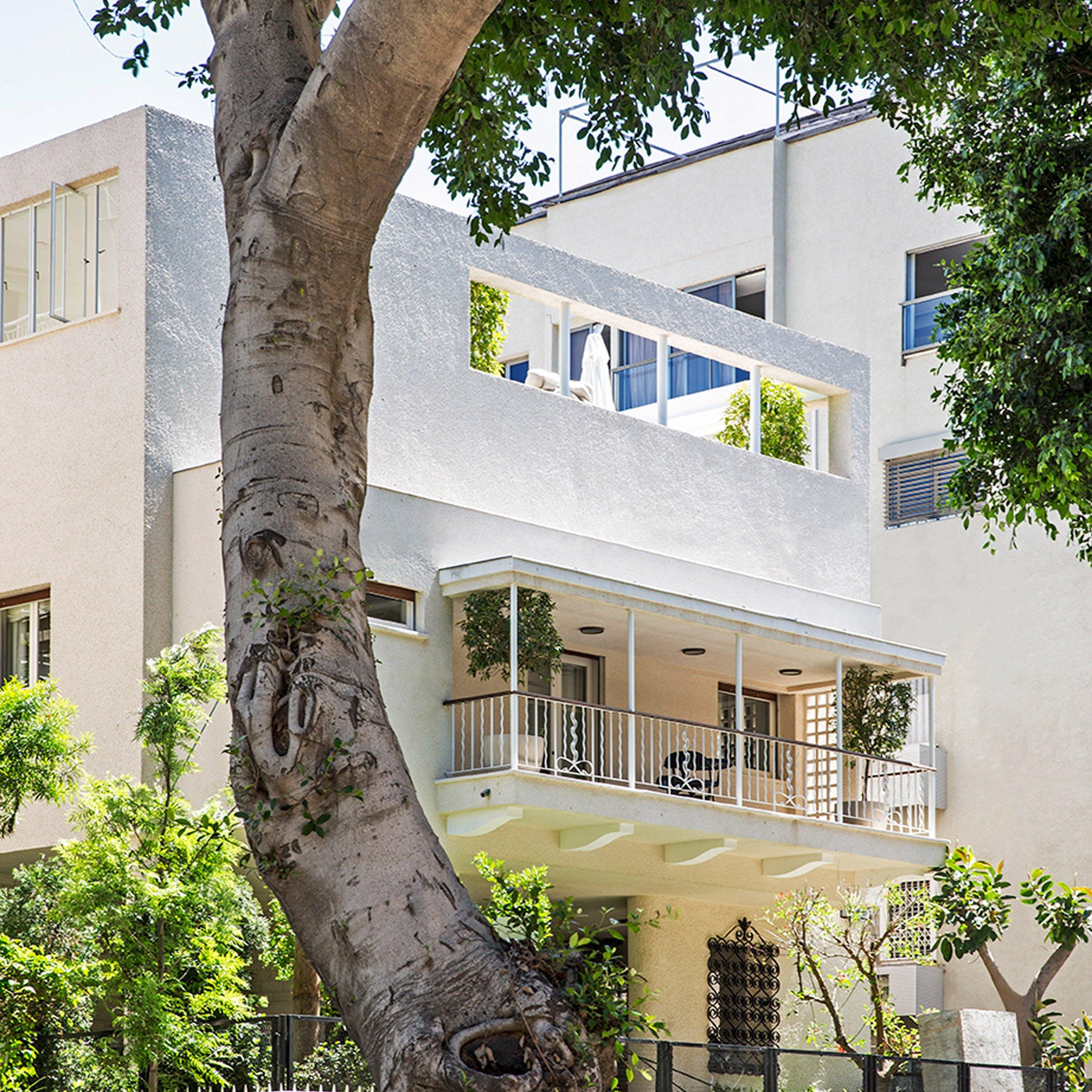 Bauhaus from A – Z: Tel Aviv