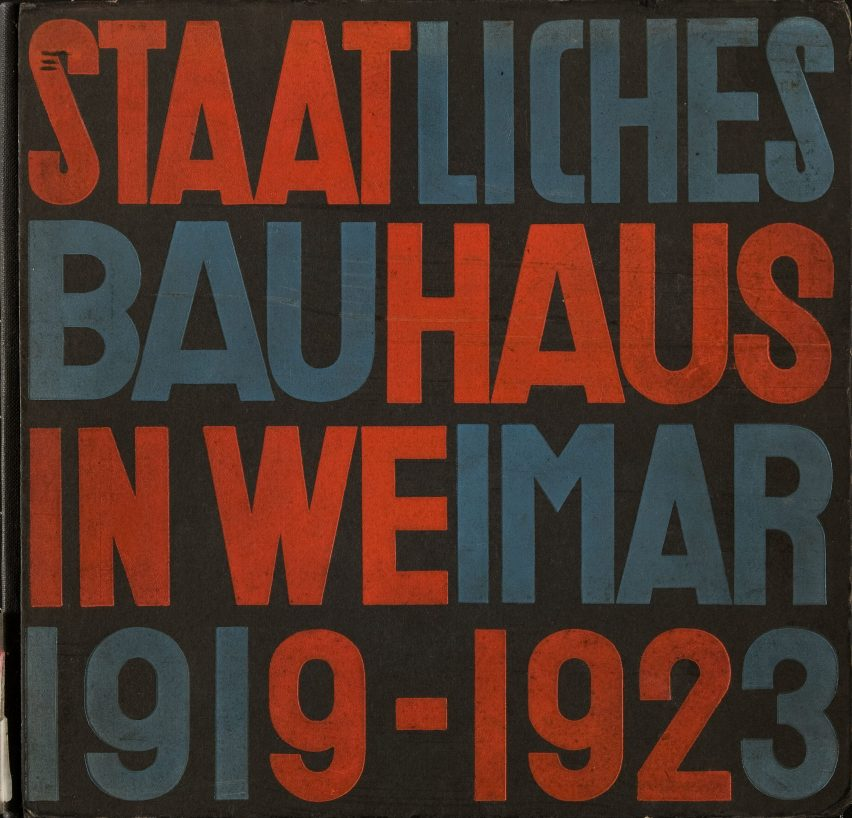Herbert Bayer Creator Of The Bauhaus Universal Typography