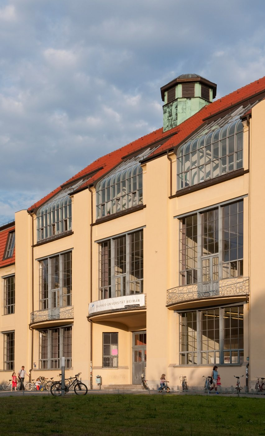 Bauhaus School in Weimar
