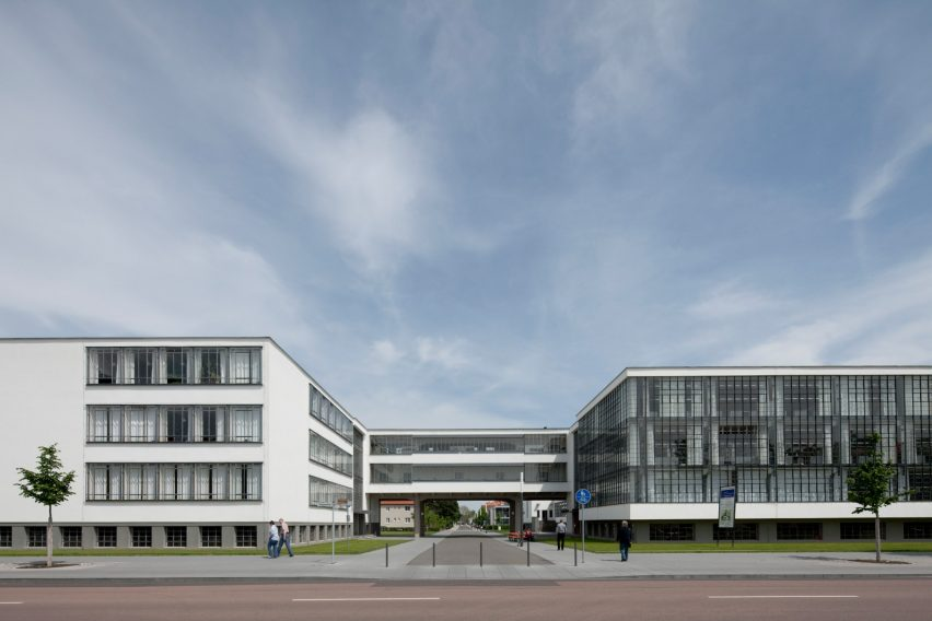 How Walter Gropius Designed The Bauhaus School In Dessau