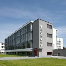 Bauhaus School Dessau by Walter Gropius