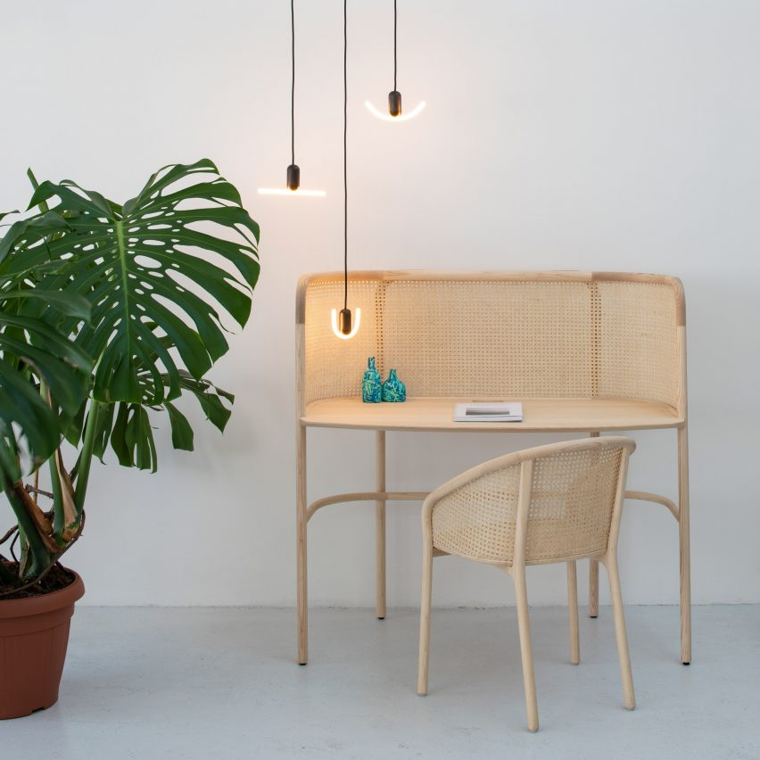 Samuel Wilkinson launches first collection of LED Beem lights