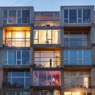 Dortheavej Residence affordable housing by BIG